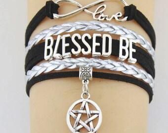 Blessed Be bracelet