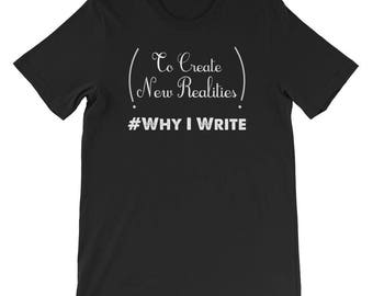WhyIWrite T-Shirt