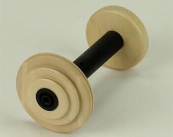 Louet Bobbin for bobbin led wheels, S10, S17, S75, S15, S51, and all older model bobbin-led Louet Spinning Wheels