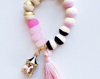 Modern Color Block Bracelet, Carousel