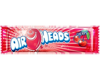 Air Heads Label Template