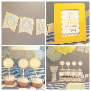 You are my Sunshine  Baby Shower Crate