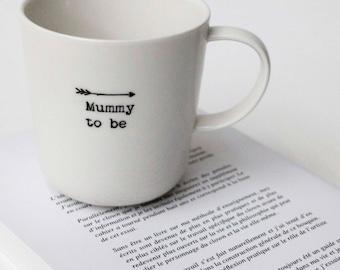 """""""MUMMY TO BE"""" mug"""