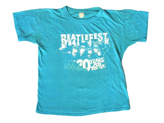 The Beatles Beatlefeast 1984 T-Shirt