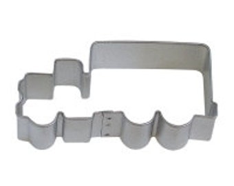 Delivery Truck Cookie Cutter 4''