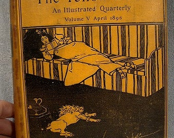 Aubrey Beardsley The Yellow Book - 3 Volumes Available