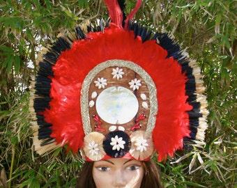 Tahitian Headdress