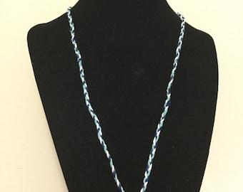 Silver Fill Wire Wrapped Coral Pendant