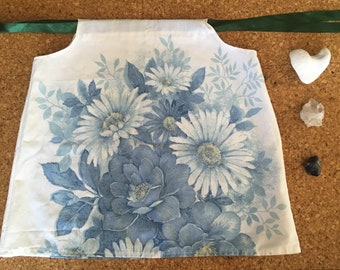 Up-cycled, vintage pillow case dress/top - 9months-5years