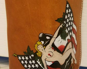 Sailor Jerry long wallet