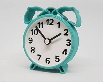 Walter No.2 - 3D Printed Clock with Quartz Movement