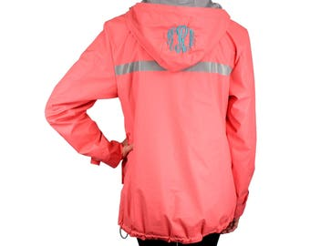 Add on listing for Charles River Jacket to add monogramming to hood - DO NOT Purchase Alone