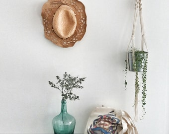 Suspension macrame/planthanger for Succulents or other plants by home Timeless.