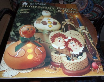 Gourdeous Gourds & More Paint Pot by Julie Grant