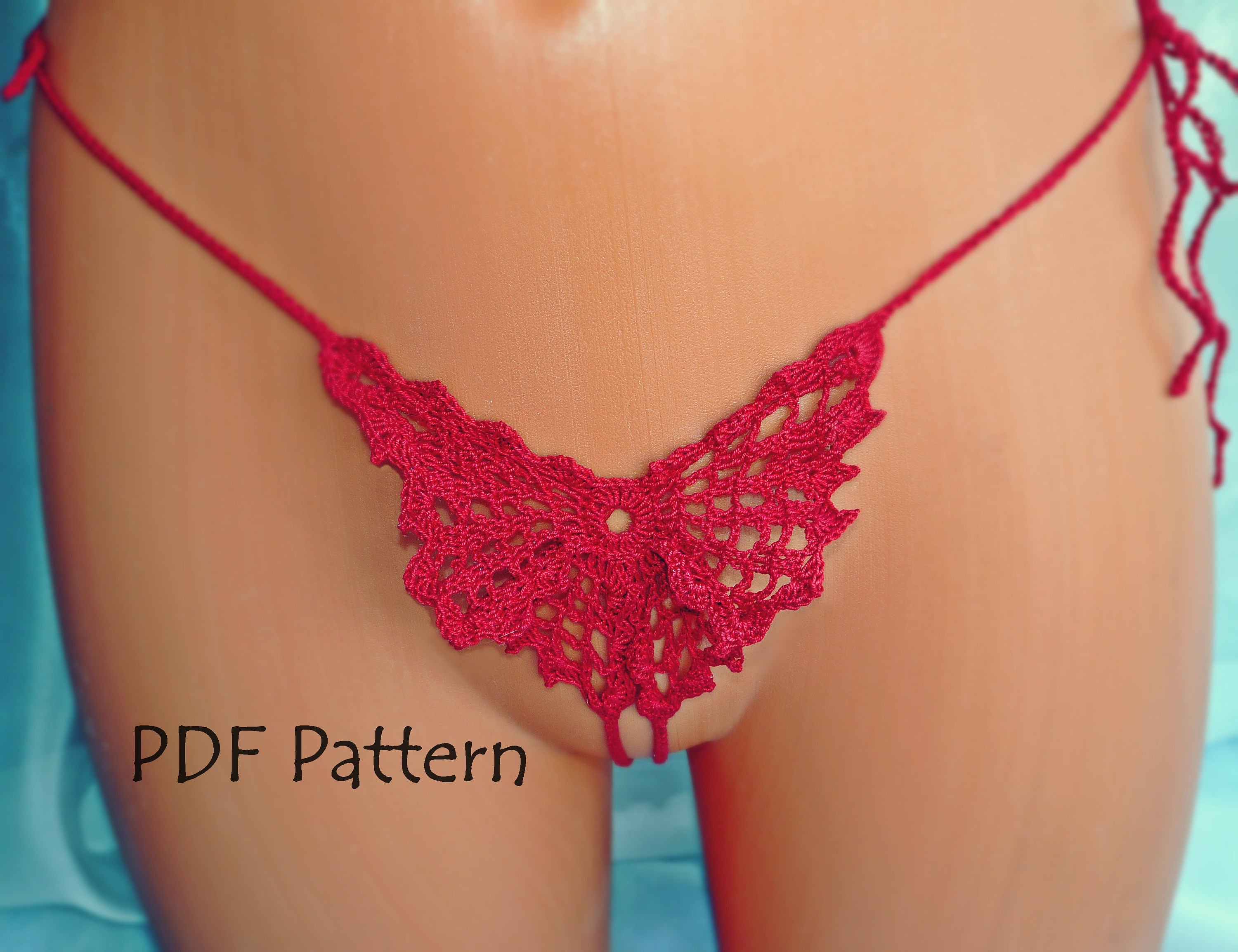 Gstring bikini patterns