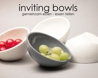 Inviting Bowls