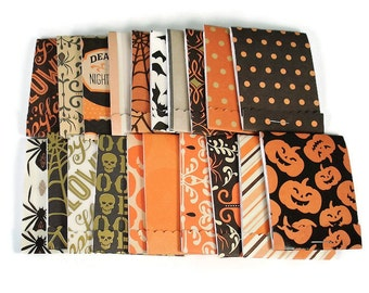 Matchbook Notepads  Halloween  Mix Set of 20
