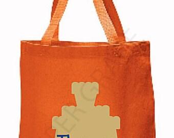 Beach Tote Bag, Sandcastle Tote Bag, Beach Bag, Beach Accessories, Beach Gift Ideas, Canvas Beach Bag, Sandcastle Beach Bag
