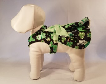 Dog Dress St Patrick's Day Green Dogs - Dog Clothes Pet Clothes