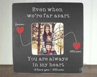Personalized Graduation Gift for Long Distance Love Gift for