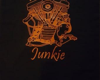 Panhead Junkie