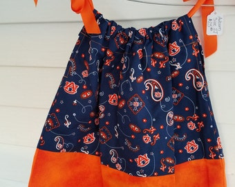 Auburn Bandana Print Pillowcase Dress