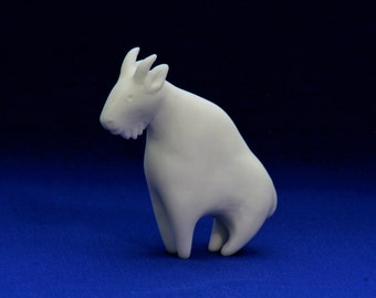Mountain Goat [Made-to-Order Figurine]