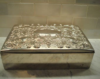 Godinger jewelry box Etsy