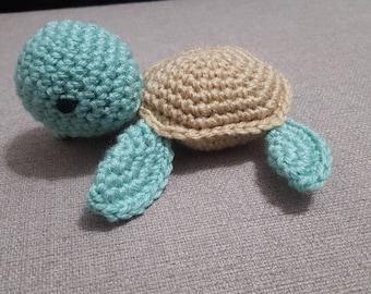 Crocheted Sea Turtle