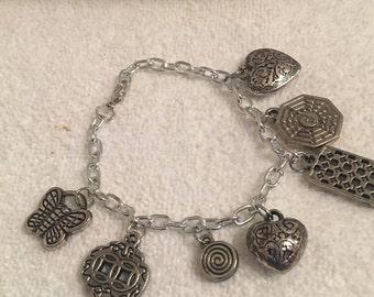 Handmade Fashion Charm Bracelet
