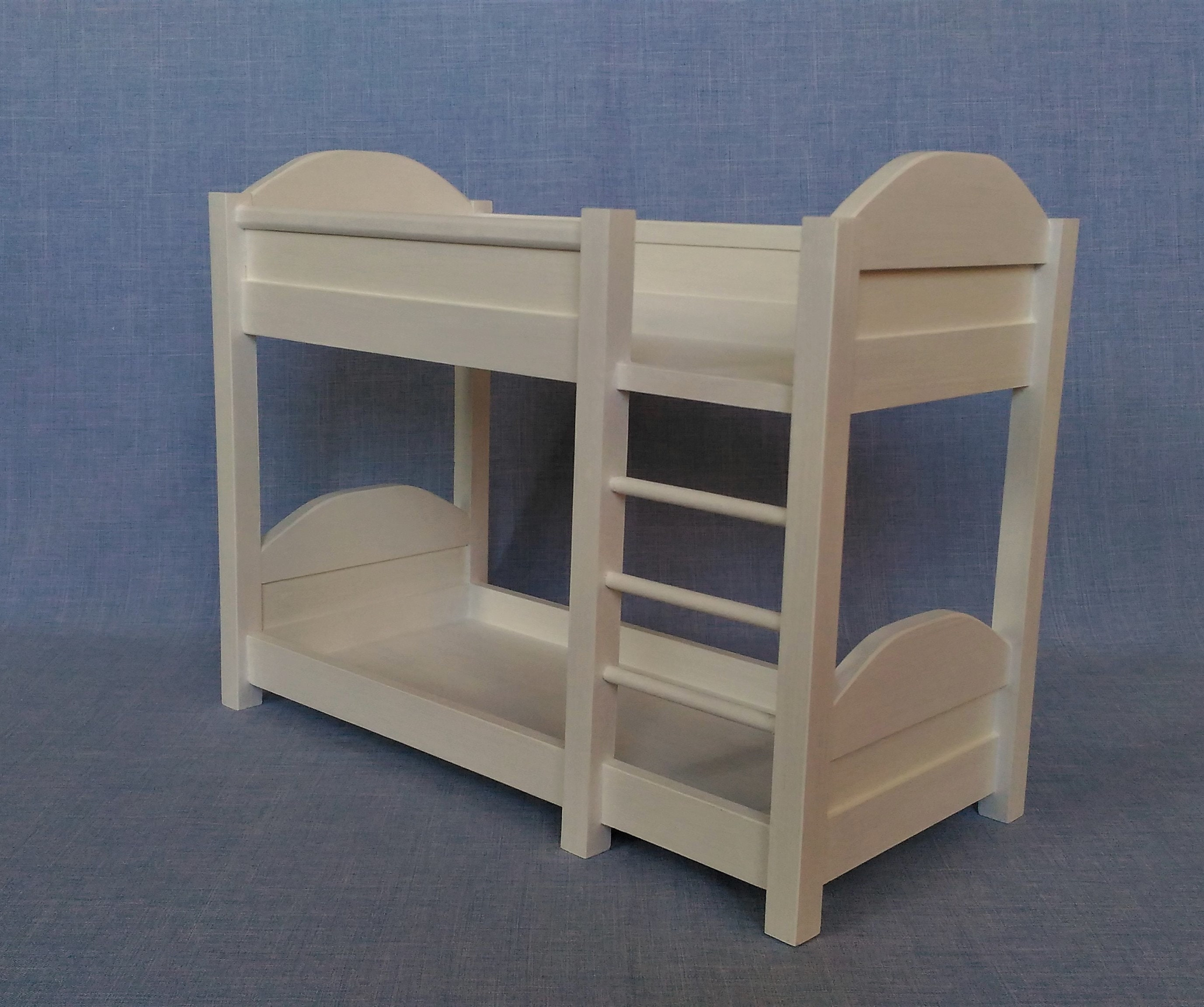 Bunk Bed For 12 Inch Doll 1 6 Scale Bedroom Furniture