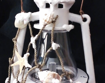 Nautical Lantern Ornament