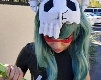 Nelliel Tu Odelschwanck Hollow Mask Cosplay from Bleach Anime