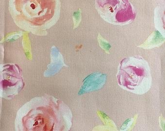 Gedenktag Verkauf 14 x 14 süße Spulen nasse Sack - Frühling Rosen - Naht versiegelt - Boutique-Qualität