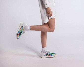 30% off Summer Sale, Platform Shoes, Leather Sneakers, Flat Leather Shoes, Sport Shoes, Casual Shoes, Platforms, Lace-up Shoes