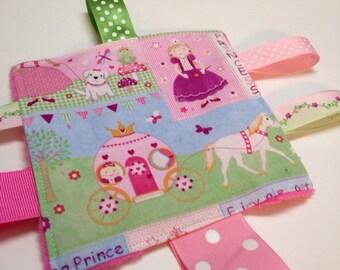 Princess Baby Girl Crinkle Toy