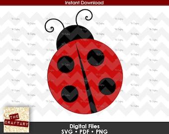 Ladybug   Lady Bug   Insect   SVG File