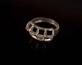 Cage Fighter Ring