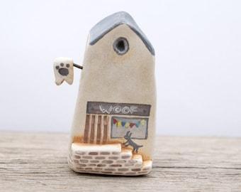 Minature Ceramic Pet Shop