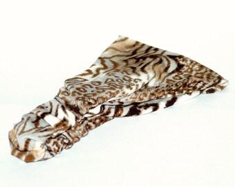 Leopard Print Headband, Spandex Headband, Wide Headband, Boho Headband, Hipster Headband, Stretchy Headband, Elastic Headband, Active wear
