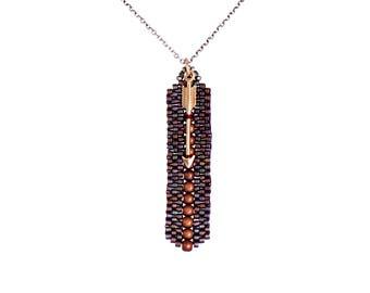 Copper Accent Arrow