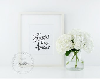 Styled Stock Photography Frame   White Picture frame with White flowers   Styled desktop