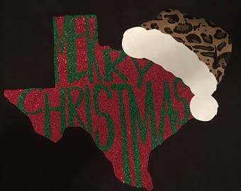 Merry Christmas Texas