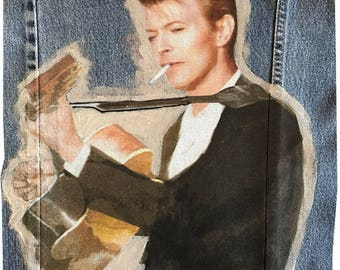 custom painted patch or direct to your jacket from any photograph