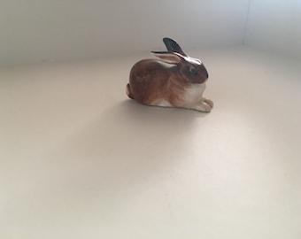 RARE vintage Royal Doulton bone china rabbit K37