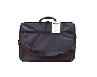 Artway - A2 Portfolio Carry Case - Shoulder and Internal Straps - Internal and External pockets