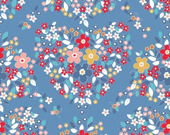 6300 Blue FORGET ME NOT by Tammie Green