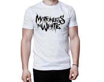 Motionless In White Band Logo T-Shirt