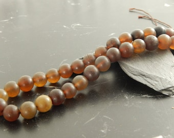 5 Ambers natural 10 mm beads