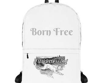 Born Free Wilderness Dog Backpack